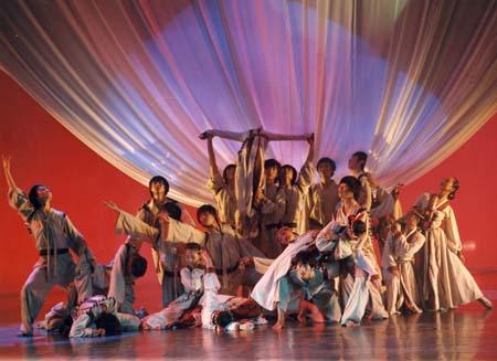 金鹰舞蹈艺术团