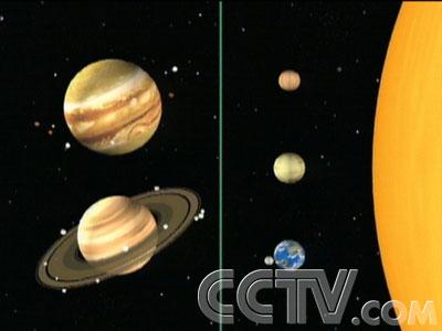 木星吸食了附近所有的星际物质,使得环绕它周围的空间变得空旷:在它
